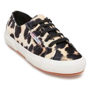 Superga 2750 Women's Leopard Sneaker